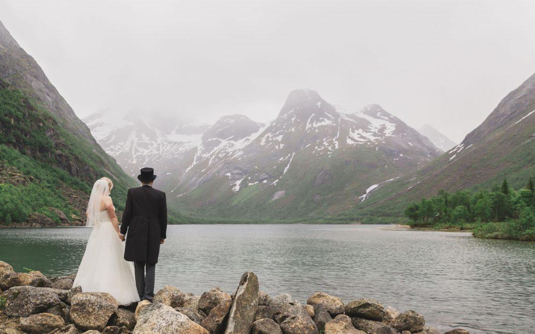 Bryllupsfotografering på Ankenes og i Beisfjord